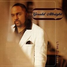 Gerald Albright - Live to Love [New CD] Rmst, Japan - Import