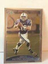 2009 Topps Chrome Peyton Manning Card#TC96 Mint Condition