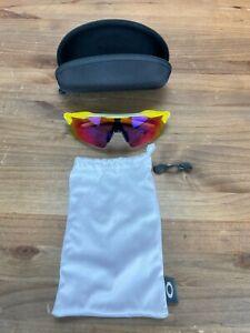 Oakley Sport Radar EV Path Team Yellow TDF Sunglasses Prizm Road OO9208-43
