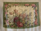 Incredibly Beautiful Rare 19th Cent French Oil Painting For Aubusson Woven 5001