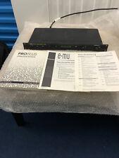 Vintage E-mu Proteus 3 Módulo De Sintetizador mundial,! Excelente Estado! la UEM