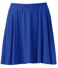 NWT The North Face Women's Marker Blue Tenaya Skirt Size Medium $45 Retail