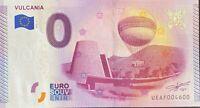 BILLET 0  EURO FUTUROSCOPE BALLON  FRANCE 2015 NUMERO 4600