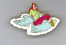 Disney Shopping Winter Jessica Rabbit Making Snow Angel Le 100 Pin & Card
