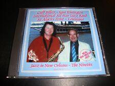 CUFF BILLETT & SAM RIMMINGTON ALL STAR JAZZ BAND - Jazz In New Orleans CD Album