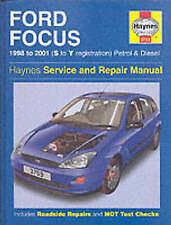 Ford Focus Petrol Diesel 98-01 Haynes Manual 3759
