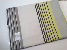 "Le Jacquard Francais MIKADO Lemon 55x55"" Coated Tablecloth"