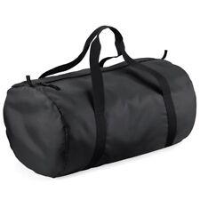 941e4ac74aeca6 BagBase Packaway Barrel Bag Foldable Holdall Gym Sports Travel Duffle  (BG150)