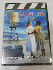 BAGDAD CAFE PERCY ADLON SAGEBRECHT POUNDER DVD SLIM ESPAÑOL ENGLISH NEW NUEVA