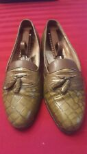 Fratelli Genuine Alligator Shoes