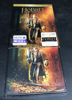 NEW The Hobbit: The Desolation of Smaug (DVD, 2014)