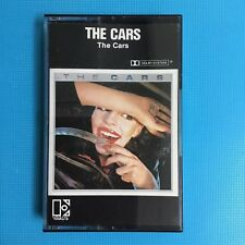 The Cars - The Cars (Rare Original Cassette Tape)