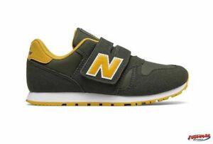 new balance bambino 574 giallo