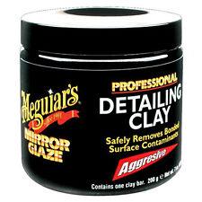 Meguiars Mirror Glaze Professional Detailing Clay C2100