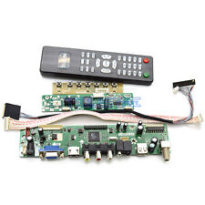 HDMI+VGA+AV+Audio+TV+USB LCD Controller Board Kit For Samsung LTM215HT04 Full-HD