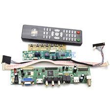 HDMI+VGA+AV+Audio+TV+USB LCD Controller Board Kit For Samsung LTM215HT04 Full-HD