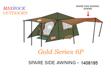 New Coleman Replacement Awning For Instant Gold Series 6P Without Tent