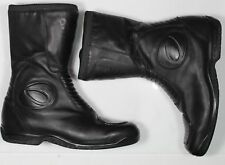 DAYTONA Runner G2 Motorradstiefel Schuhe Leder Gr.44 Gebraucht 0716 5