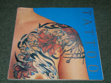 TATTOO Photos by Dale Durfee. Soft cover photo album book