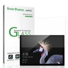 Microsoft Surface Pro 4 (2017) amFilm Tempered Glass Screen Protector (1 Pack)