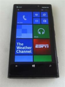 Nokia Lumia 920 - 32GB - Black (AT&T) Windows Mobile Smartphone