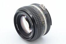 Nikon Ai NIKKOR 50mm F/1.4 F1.4 Manual Lens for Nikon F mount from JAPAN