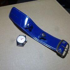 Vintage Us Time Cinderella Wristwatch Disney Wind Up Manual Wrist Watch Working