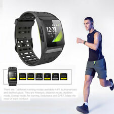 Waterproof GPS Running Smart Watch Bracelet Fitness Tracker Heart Rate Monitor