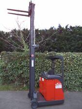 Linde R12C forklift reach truck/ Toyota, Hyster, BT, Mitsubishi...