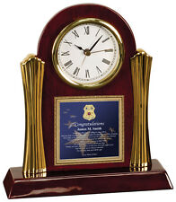 Law Enforcement Academy Graduation Gift Clock Sheriff Police School Graduate