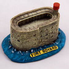 Collectible Miniature House: France. Fort Boyard
