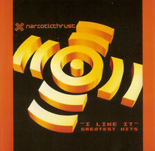 Narcotic Thrust – 'I Like It' Greatest Hits CD Compilation