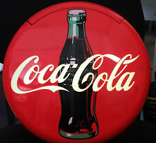 Coca Cola Phone Sign Button Sign Lighted
