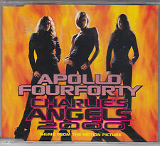 APOLLO FOUR FORTY - charlie's angels 2000 CD single