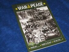 THE WAR & PEACE SHOW OFFICIAL PROGRAMME 2008.
