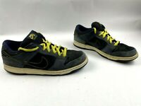 """Nike Dunk SB Dunk Low """"Midnight Navy"""" (Size 12 US) Pre-Owned  304292-408"""