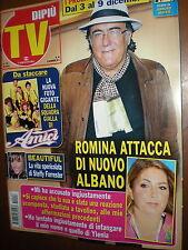 Dipiù Tv.AL BANO CARRISI & ROMINA POWER,JACQUELINE MacINNES WOOD,MARTINA STELLA