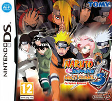 Videogame Naruto - Ninja Council 3 - European Version N