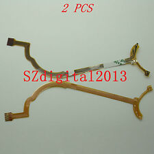 2PCS/ Lens Aperture Flex Cable For Canon EF 28-135mm 28-135 mm f/3.5-5.6 IS USM