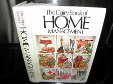 The Dairy Book Of Home Management, 1980, illustrated. (v2)