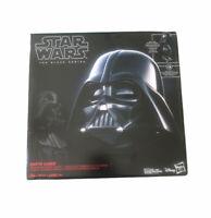 ✅Star Wars Black Series Darth Vader Electronic Voice Changer Helmet WORLDWIDE
