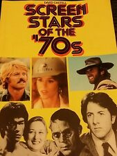Screen Stars of the 70s