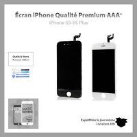 Ecran LCD Iphone 6S/6SPlus Noir Blanc Vitre Tactile -Qualité Premium + Outils