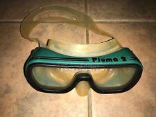 Vintage Diving Mask Cressi Sub Piuma 2