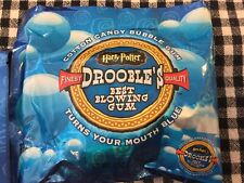 2006 HARRY POTTER DROOBLES GUM FRANKFORD CANDY WARNER BROS LICENSED NEW RARE