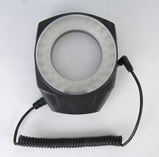 Macro LED Anello di Luce per Nikon Canon Sony Pentax Olympus Hasselblad Sinar