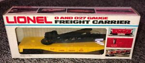 Lionel Union Pacific Derrick Car 6–9235. (12H)