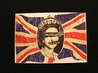 SEX PISTOLS NEW OFFICIAL POSTCARD CLASH UK SUBS EXPLOITED GOD SAVE THE QUEEN