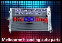 Race Alloy RADIATOR FOR Holden VZ Commodore GEN3 LS1 5.7L GEN4 LS2 6L V8 SS HSV