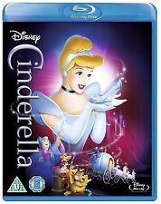 CINDERELLA [Blu-ray Disc] Original 1950 Disney Animated Classic Movie Cartoon
